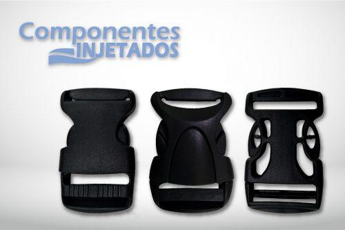 Componentes injetados